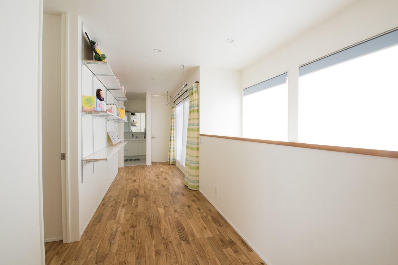 街のランドマークになるお家 ~敷地形状を生かしライフスタイルを具現化した家~の写真4
