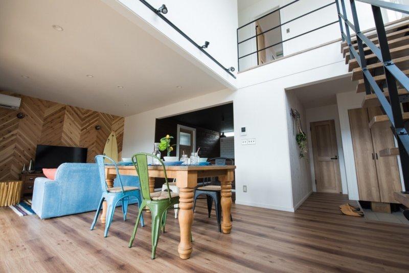 山梨県笛吹市モデルハウスの写真3
